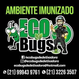 Eco Bugs Dedetizadora