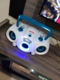 Rádio Philco PB350BTB bluetooth usb auxiliar  cd funcionando perfeitamente!