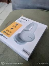 Fone de ouvido Sony sem fio