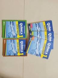Livros de Química 1 - Tito e Canto