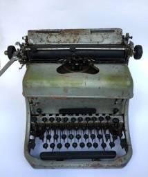 Maquina Escrever Antiga Remington  (only Wood263)