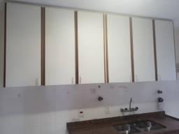 Armario cozinha branco