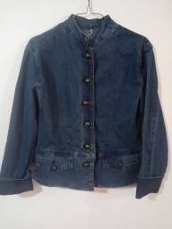 Vendo esta jaqueta feminina apenas r$ 20 está nova está nova 0