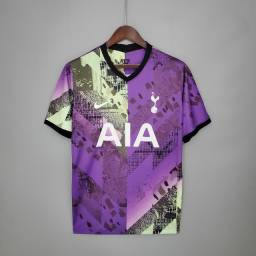 Camisa time Tottenham 2022