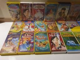 FITA VHS CLÁSSICOS DA DISNEY