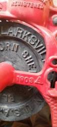 Debulhador de milho antigo... 1903