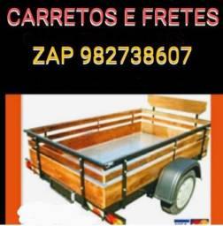 CARRETOS E FRETES