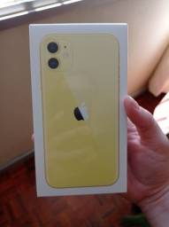 iPhone 11 256 GB AMARELO NOVO