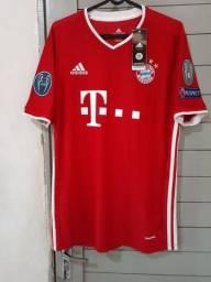 Camisa do BAYERN DE MUNIQUE 2021