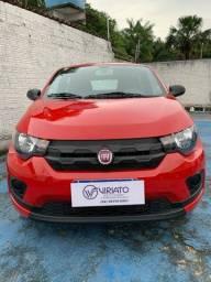 Fiat mobi 2019 IPVA 2021 pago único dono