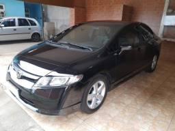 Honda Civic 1.8 LXS 2008 Automático Completo e em Excelente Estado de Conservação