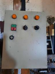 Painel de partida elétrica semi novo