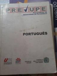 Livro Pré-vestibular UPE