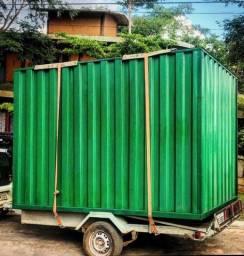 Container / Depósito 3x2 metros
