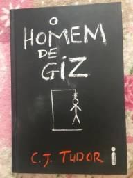 Livro O Homem de Giz