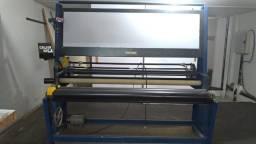 Máquina de medir tecido
