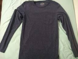 Camisa manga longa pool