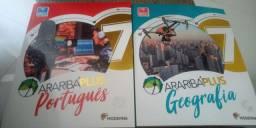 Livros ARARIBÁ - 7° Ano