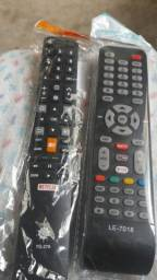 Cotrole para tv smart e TV box