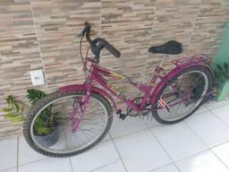 Bicicleta feminina aro 24