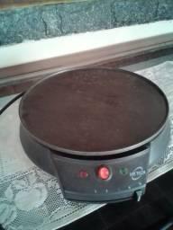 Panquequeira e grill