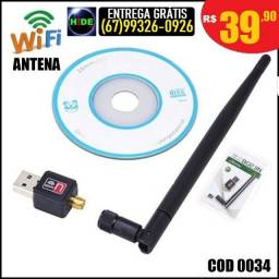 Antenas Wifi para PC iNova (entrega grátis)