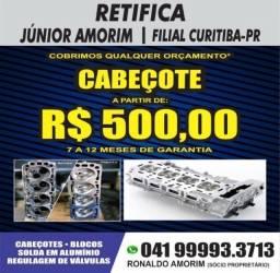 Cabeçote Audi Q3/Q5/Q6