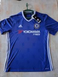 Camisa Chelsea Home 16/17 S/nº Original Importada