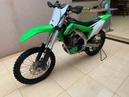 Vendo kxf450 2018