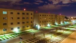 Apartamento com Sinal a partir de R$ 500,00 em GOIÂNIA, Entrada parcelada em até 75 Vezes