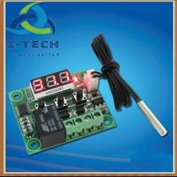 Termostato / Controle Temperatura W1209 Chocadeira<br><br>