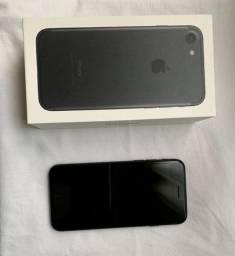 Iphone 7, Preto, 128 GB