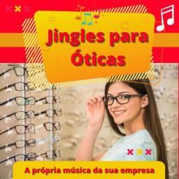 Jingles para Otica
