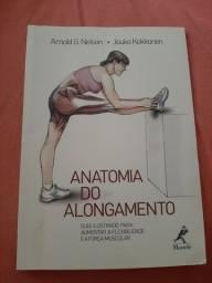 Livro anatomia do alongamento