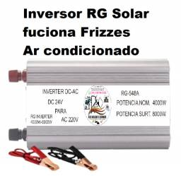 Inversor Solar, transformador, conversor 12v/24 110v/220v 4000w