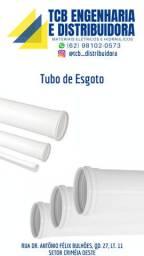 Tubo / canos e conexões de esgoto