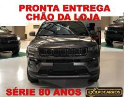 Jeep Compass Longitude T270 Série 80 - 2022 - Pronta Entrega