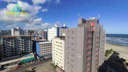 Vista Mar 2 dormitórios à venda, 56 m² por R$ 260.000 - Mirim - Praia Grande/SP