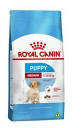 Vendo 5 kilos dessa ração royal canin filhotes racas medias