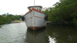 Barco 33 pés de pesca em alto mar - 1982