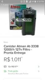 Filtro canister