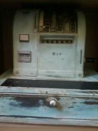 Máquina registradora anos 30/40 raridade