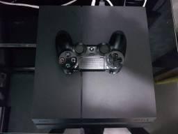 PS4 com 20 na conta PSN modelo CUH-1214A Nacional