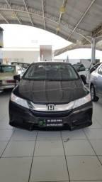 HONDA CITY 2015/2015 1.5 LX 16V FLEX 4P AUTOMÁTICO - 2015