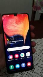 Troco Samsung A50 completo com garantia