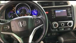 Honda Fit EXL 14/15 - 2015