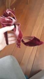 Sandália Uza shoes nova