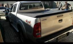 Hilux diesel, barbada! - 2010