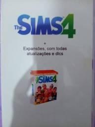 Jogo the sims 4 + 4 expansões