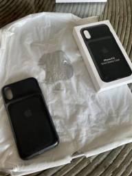 Case original/bateria extra Apple,dura dois dias sem precisar carregar seu celular